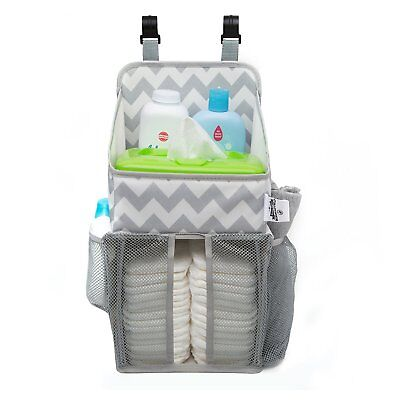 Diaper Caddy Nursery Organizer for Baby Essentials