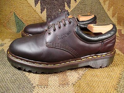Dr.martens 8053 The Original Brown Oiled Leather Oxfords  Size 6 Made In England