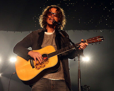 Chris Cornell 8x10 Photo R.I.P. Lab Printed Color Picture #148