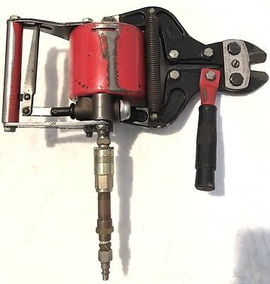 H. K. Porter HKP Pneumatic Center Cutter 9190  NICE!!! SEE IT CUT ON YOUTUBE!!!!
