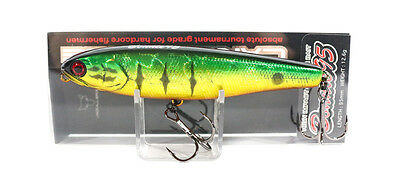 Jackall Bonnie 95 Pencil Floating Lure HL Peacock (1166)