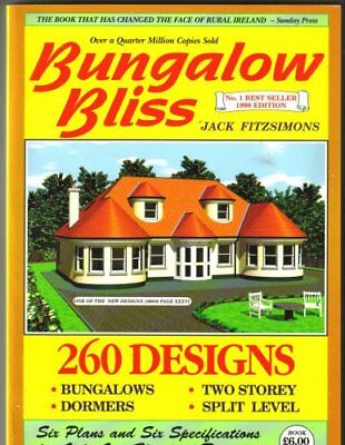 Bungalow Bliss Book The Cheap Fast Free Post