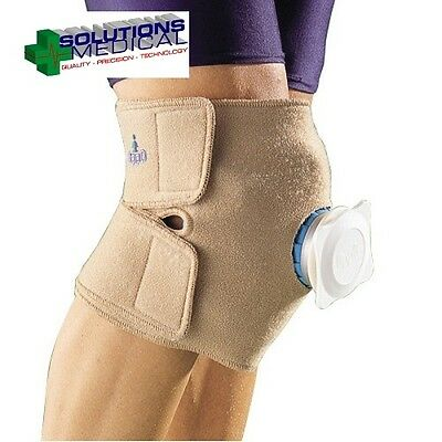 Ice Bag With Wrap Sports Medicine Products Injury Therapy Cold Pack Neoprene