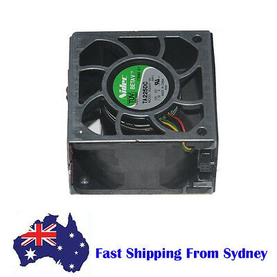 4 X HP 60MM System Fan for DL380 G5 Nidec TA225DC