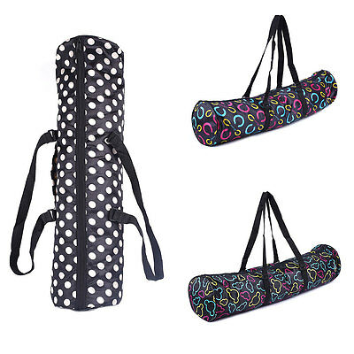 Outdoor Yoga Mat Carrier Bag Portable Strap Sport Organizer Pads Backpack