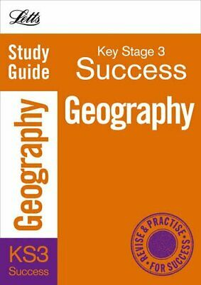 Geography (KS3 Revision) (Letts Key Stage 3 Success) by Andy Browne Paperback