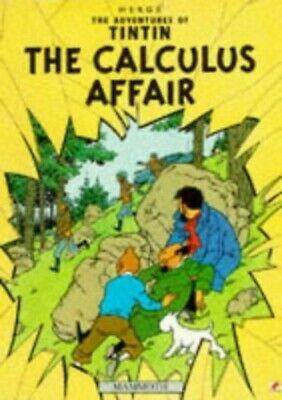 The Calculus Affair (The Adventures of Tintin) by Herge Paperback Book The Cheap