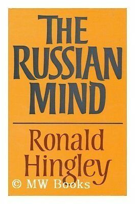 The Russian Mind by Hingley, Ronald Hardback Book The Cheap Fast Free Post