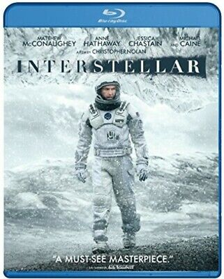 Interstellar (REGION A Blu-ray New)