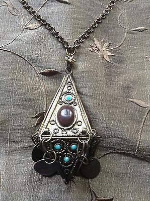 HAUNTED WICCA .Stunning Antique Style Vintage Necklace ~ 30 Inches