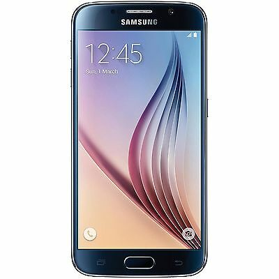 New Unlocked Verizon Samsung Galaxy S6 SM-G920V 32GB Black Sapphire Smartphone