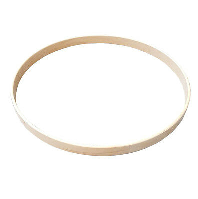 "Shaw 16"" Wooden Maple Bass Drum Hoop SHMH16"