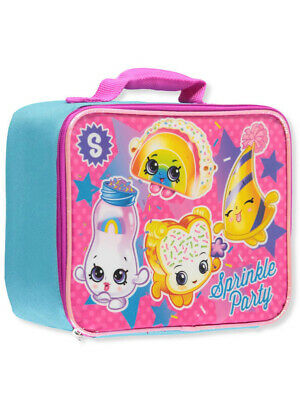 """Shopkins """"Sprinkle Party"""" Insulated Lunchbox - pink, one size"""