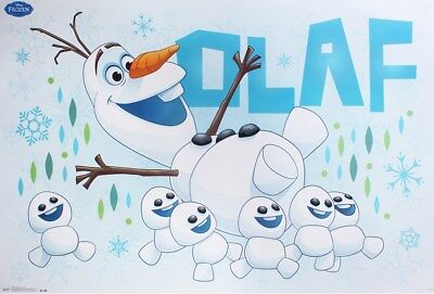 Frozen Fever Olaf Poster 86.5x57cm