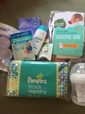 Baby Registry Welcome Box (375915L)