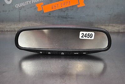 00-05 Nissan Maxima Rearview Mirror Auto Dim Homelink® 10 Pin GNTX-313