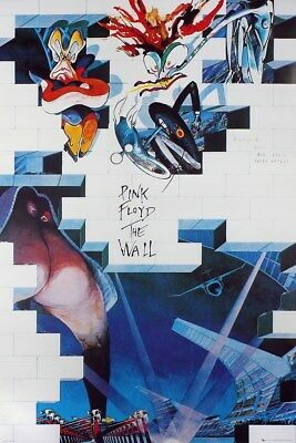 Pink Floyd The Wall Poster 61x91.5cm
