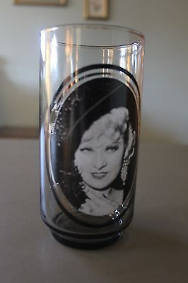 Arby's Mae West Collectible Glass I'm No Angel
