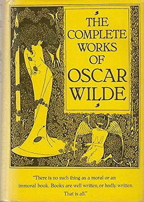 Works by Wilde, Oscar Hardback Book The Cheap Fast Free Post