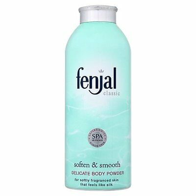 Fenjal Delicate Body Powder 100G Soft Perfect New UK SELLER