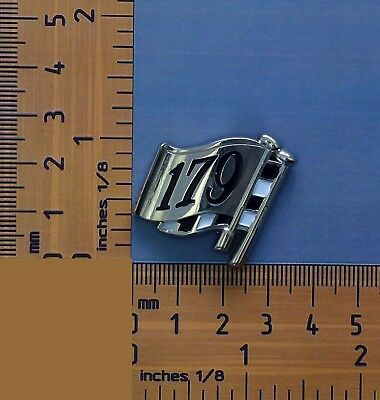 179 EH Holden Boot Badge Quality Metal Lapel Pin / Badge