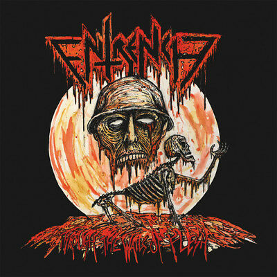 Entrench - Through The Walls Of Flesh [New CD]