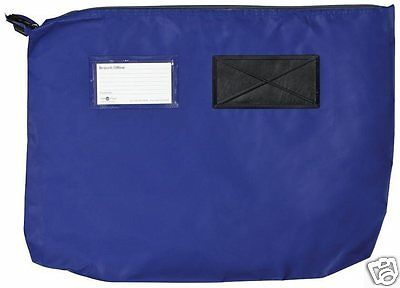 Val-U-Mail A3 Large Mailing Security Post Pouch Bag Blue GP2B 470x336x76mm E7MB