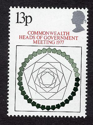 1977 Heads of Government Meeting 13p SG1038 MNH R35439