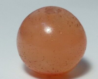15mm ANCIENT RARE BANDED AGATE BEAD