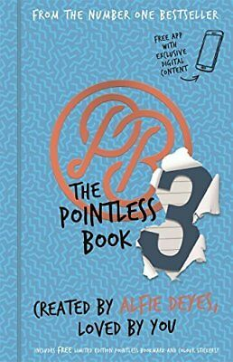 The Pointless Book 3 (Pointless Book Series) by Alfie Deyes New Paperback Book