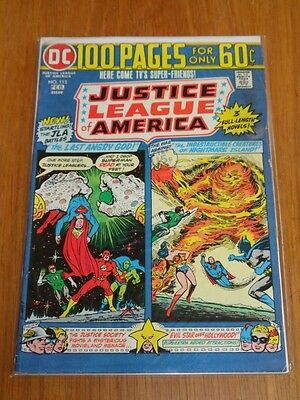 Justice League Of America #115 Dc Comics 100 Pages  February 1975<