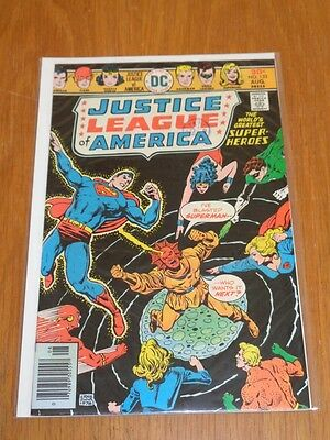 Justice League Of America #133 Dc Comics August 1976