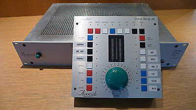 Crane Song AVOCET Stereo Monitorcontroller + Remote