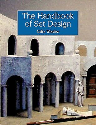 The Handbook of Set Design by Winslow, Colin -Paperback