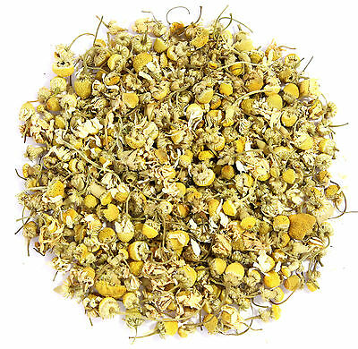 CHAMOMILE DRIED FLOWERS HERBAL LOOSE LEAF TEA HIGHEST QUALITY 10g - 1000g