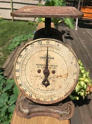 Landers Frary & Clark Antique Household Scale New Britain, CT Made In USA