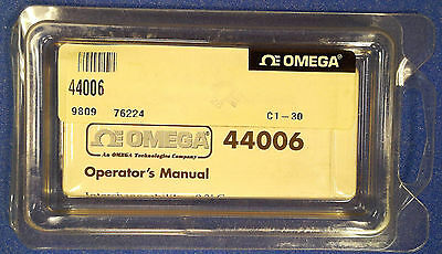 OMEGA Engineering 44006 Precision Thermistor Element 10k-Ohm -- NEW