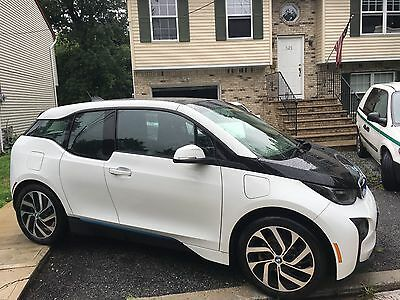 2014 BMW i3 Terra BMW i3 with Range Extender and DC fast Charger