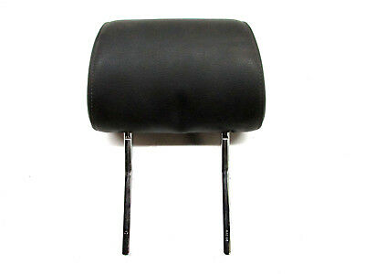2006 AUDI A4 FRONT LEFT or RIGHT HEAD REST BLACK LEATHER OEM 03 04 05 06 07 08