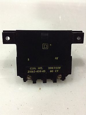 31063-409-45 208-220 Volt 60 Cycle Coil