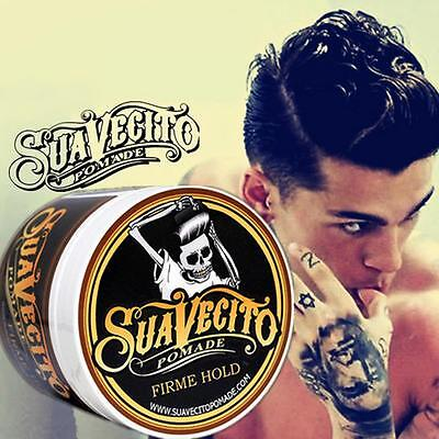 Firme Hold Pomade Hair Styling Water Soluble base Wax Gel  pwus