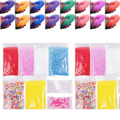 3D Snow Mud Fluffy Floam Slime DIY Toys Children Kid Funny Toy Gift Hot