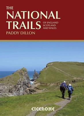 The National Trails - Dillon, Paddy - New Paperback Book