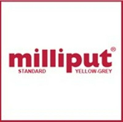 Milliput Standard Yellow Grey ca.110 gramm 4,45€/100g TwoPartEpoxy Putty NEU OVP