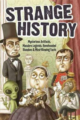 Strange History - Bathroom Readers' Institute (Cor) - New Paperback Book