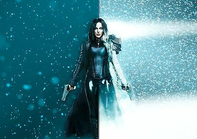 Underworld Blood Wars Poster Selene Kate Beckinsale FREE P+P, CHOOSE YOUR SIZE