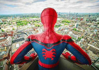 Spiderman Poster HOMECOMING New Movie 2017 Marvel Film FREE P+P CHOOSE YOUR SIZE