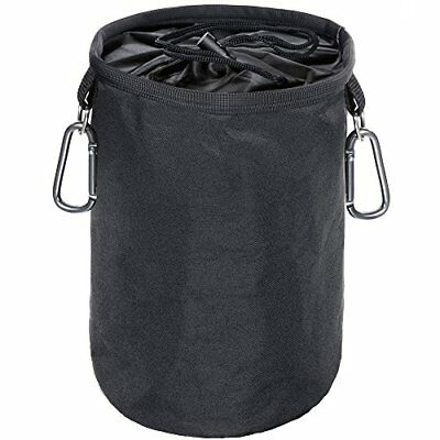 Rovtop Large Peg Bag Weather Resistant Clothes Bag for Pegs with 2 Hanger
