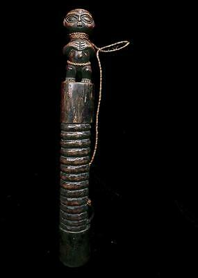 Old  Tribal Pygmy Musical Instrument     ---- Cameroon