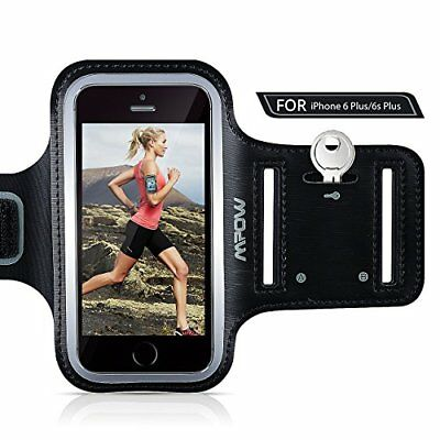 Mpow iPhone 6 Plus Running Sport Armband for Samsung Galaxy S8, S8 Plus, S7